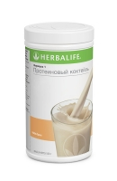Гербалайф (Herbalife) Коктейль Формула1 (крем-брюле)